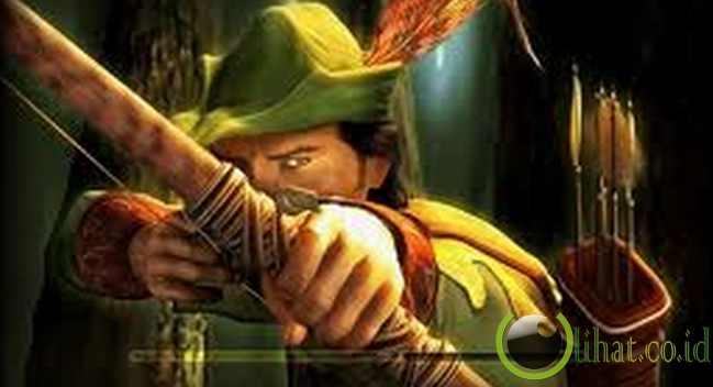 Jati Diri Robin Hood
