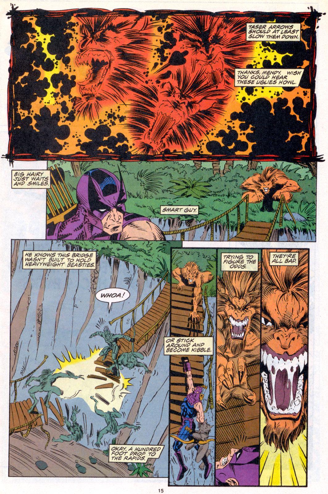 Hawkeye (1994) Issue #4 #4 - English 13