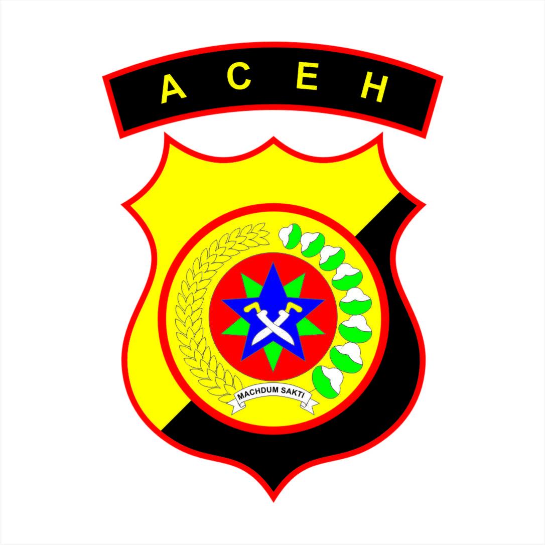 *: Logo Kepolisian Daerah
