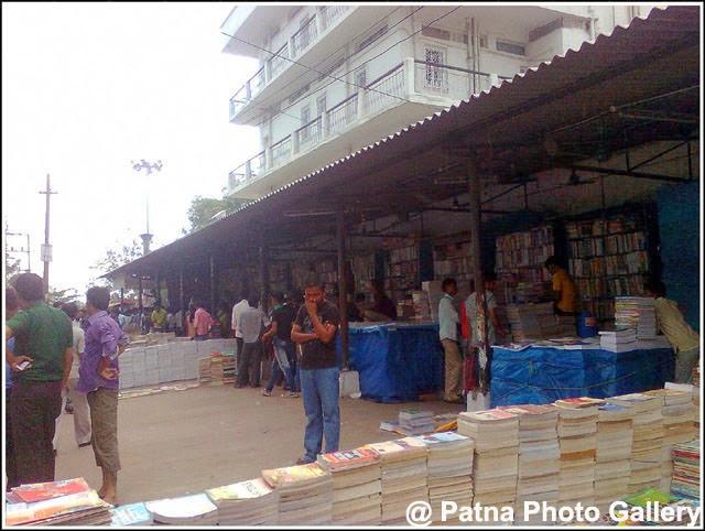 Gandhi Maidan Book Market Patna