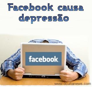 facebook depressão