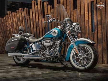 Harley Davidson CVO 2015