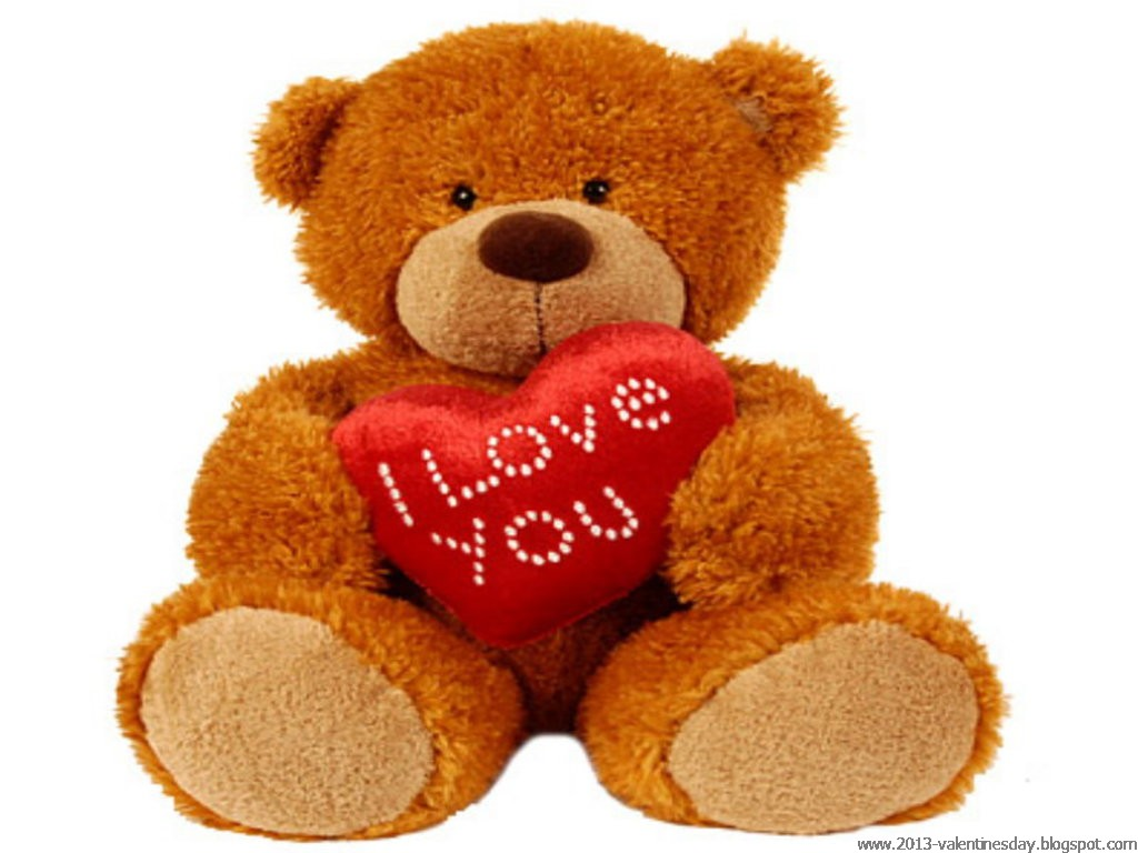 Love Teddy Bear Wallpaper Hd