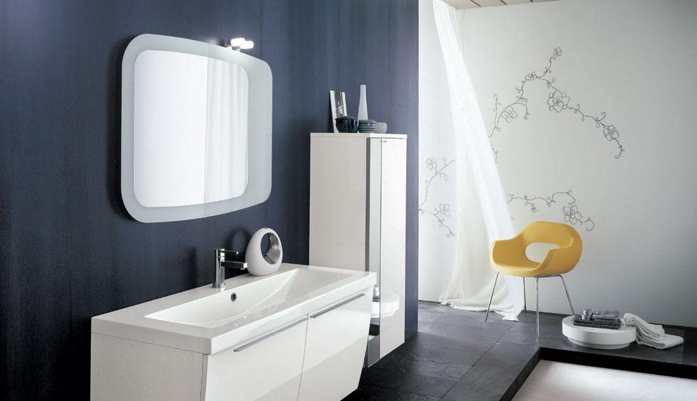Arredamento moderno mobili bagno moderno for Arredamento moderno ma caldo