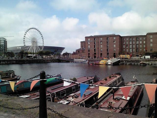 Roteiro de dois dias em Liverpool