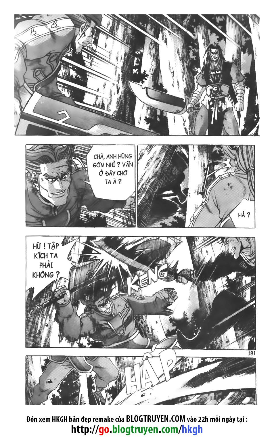 Hiệp Khách Giang Hồ chap 256 Trang 12 - Mangak.info