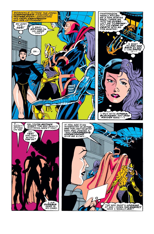 Captain America (1968) Issue #412 #361 - English 5