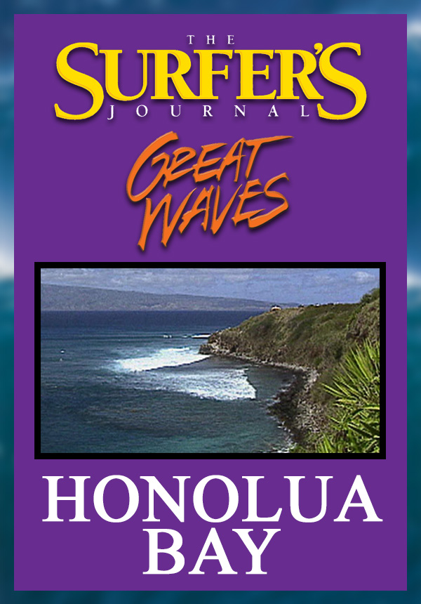 The Surfer's Journal - Great Waves - Honolua Bay (1998)