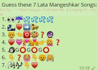 Guess these 7 Lata Mangeshkar Songs
