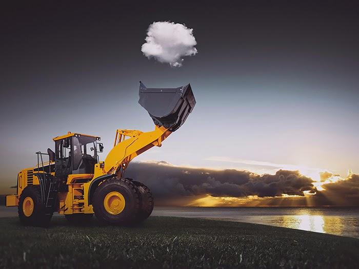 Cloud fotografi atau seni memotret awan
