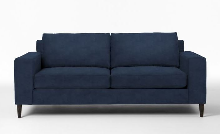 Cococozy 5 beautiful blue sofas design must haves for Best west elm sofa