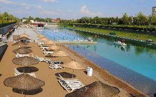 Kentpark Plajı Eskişehir