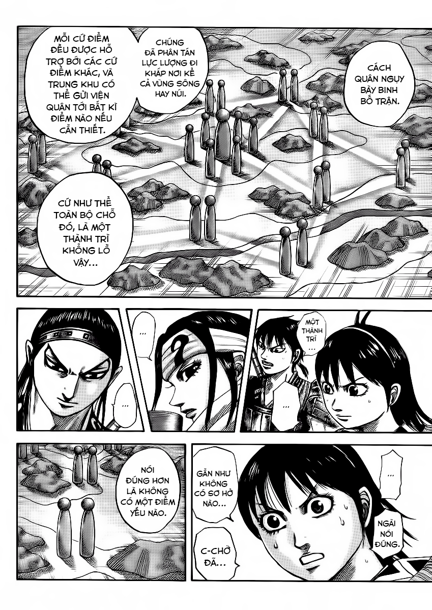 Kingdom - Vương Giả Thiên Hạ Chapter 380 page 5 - IZTruyenTranh.com