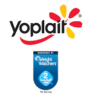 Yoplait endorsed by Weight Watchers