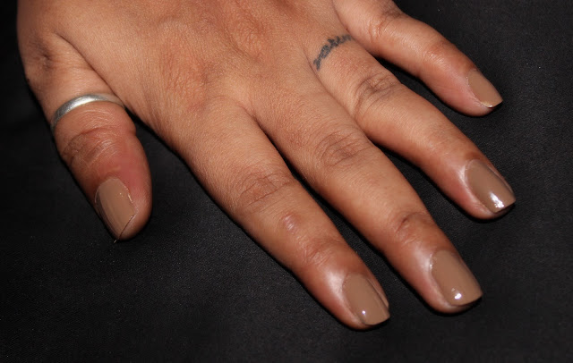 Nude, Milky Brown Shade - Colorbar Nail Paint in Exclusive 67
