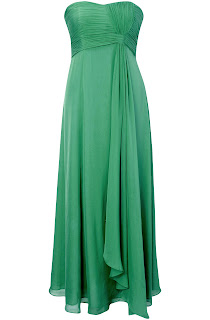 Green Bridesmaid Dresses 2013