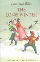 bookcover of The Long Winter  by Laura Ingalls-Wilder (The Laura Years - Little House on the Prairie)