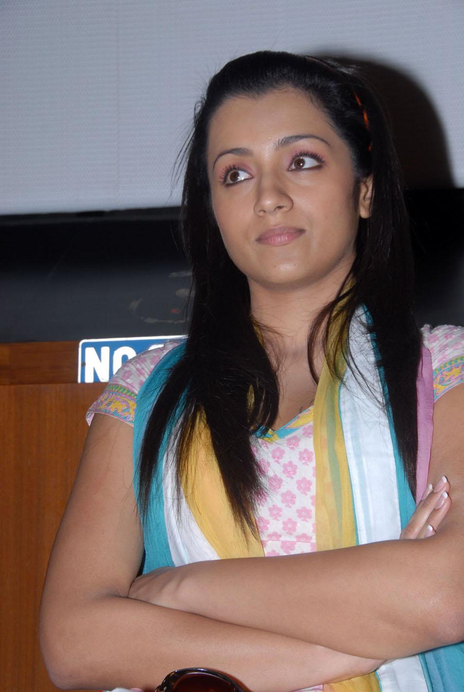 Heroine Trisha Hot Aunties In Indian Sey Wife Soundarya