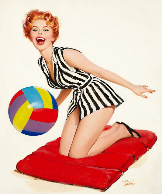 classic pin up girls