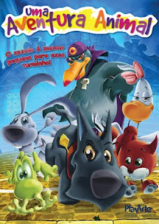 Uma Aventura Animal  DVDRip AVI e RMVB Dublado