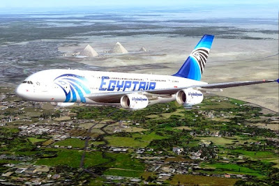Egypt Air. ZonaAero