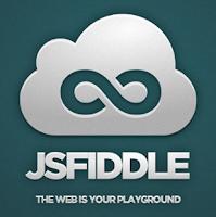 Jsfiddle, editor de código online