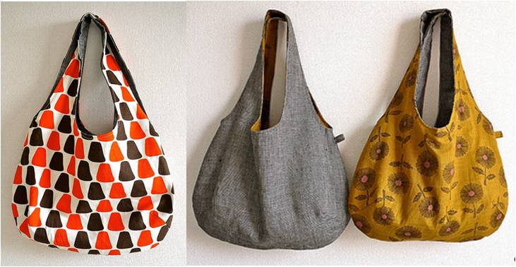 Patterns For Bags : Quilt Inspiration: Free pattern day: purses, handbags and zipper bags