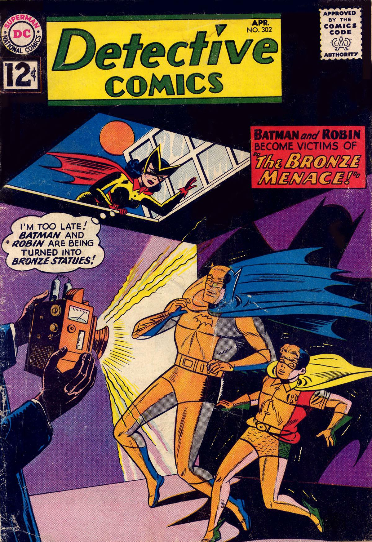 Detective Comics (1937) 302 Page 1