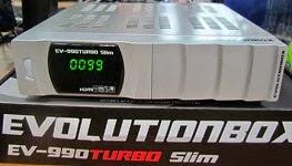 Nova Evolutionbox EV 990 Turbo Slim (Prata) V.2.35  (Keys 61w) -- 29/04/2015