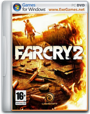 Far Cry 2 Free PC Game Download Full Version