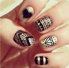 Simple Nail Arts Nail Art Designs