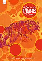 Capa do livro A nova do tigre, de Téa Obreht (LeYa)