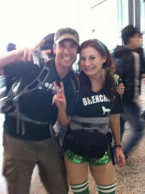The Amazing Race All Stars Brendon Rachel