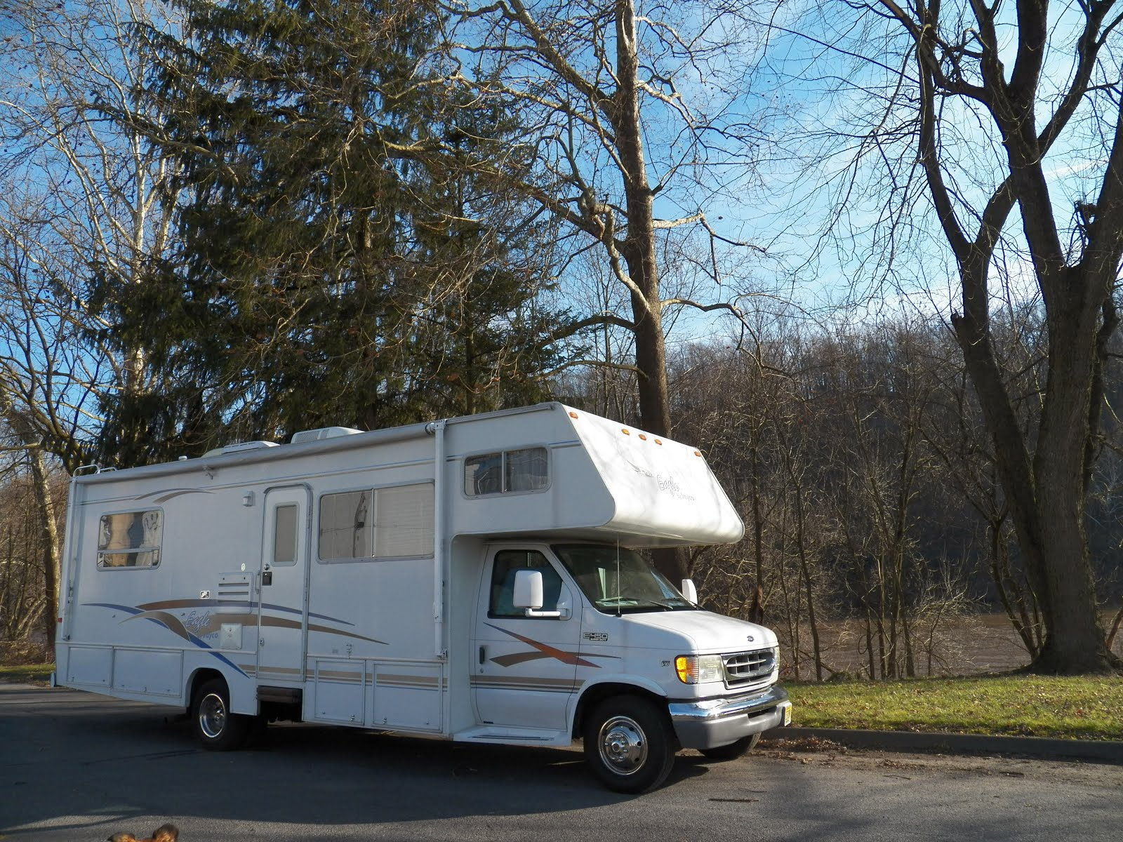Samantha, our 28' RV