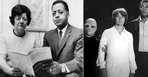 betty and barney hill claimed to have been abducted by aliens On september 19 1961, betty and barney hill of portsmouth, new hampshire claim to have been abducted by aliensscientists at the time discredited a map drawn by betty which outlined the exact location of where she claimed the extra-terrestrials originatedexperts claimed there was no constellation similar to the drawing and that it bore no resemblance to any known formation at the time.
