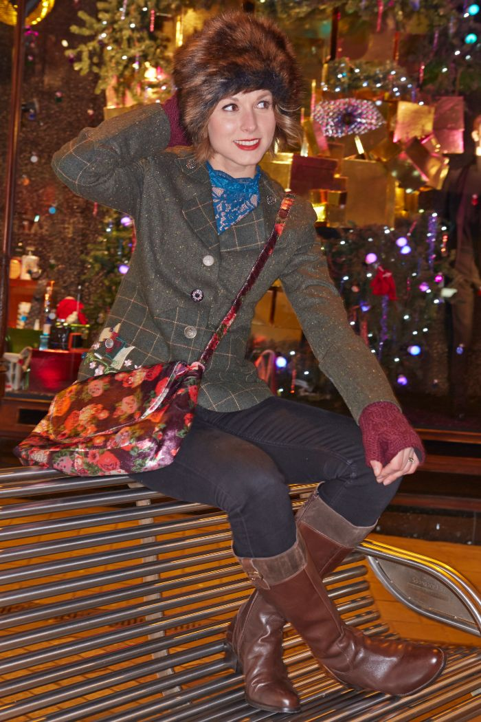 Joe Browns Photoshoot & Winter Accessories