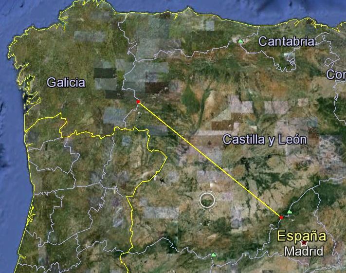 galicia y madrid:
