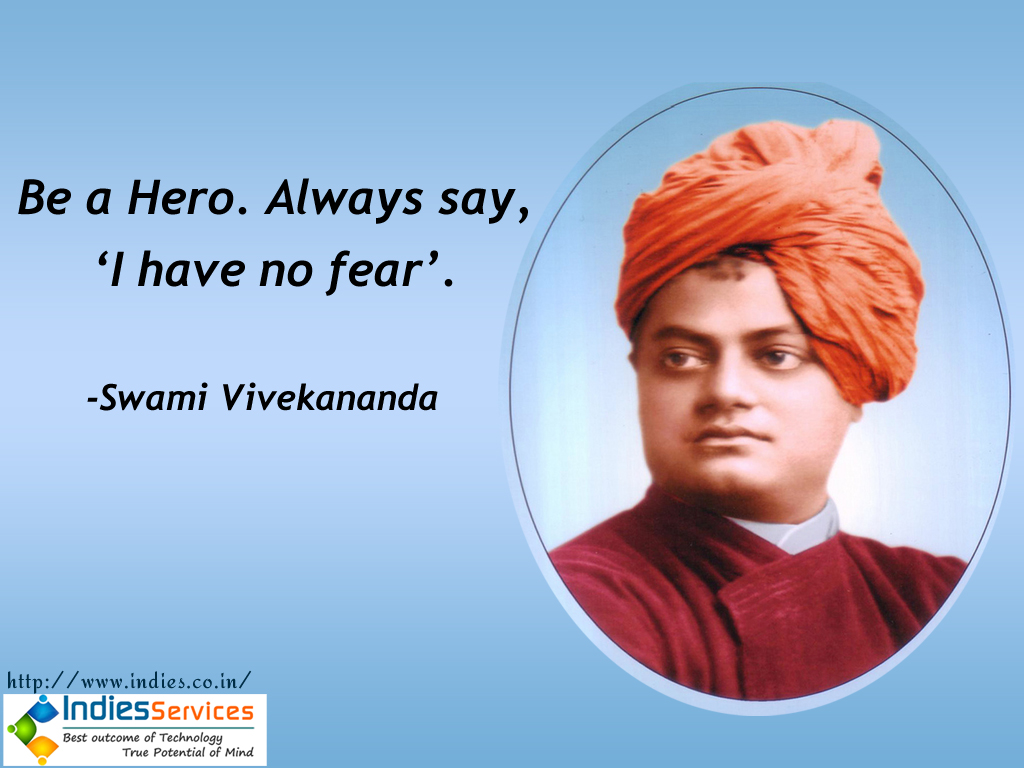 Mobipake: Thoughts With Wallpaper of Swami Vivekanand in ...