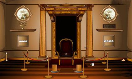 Dublin Castle Throne Escape