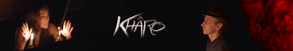 KHÂRO, KHARO, duo musical alternatif