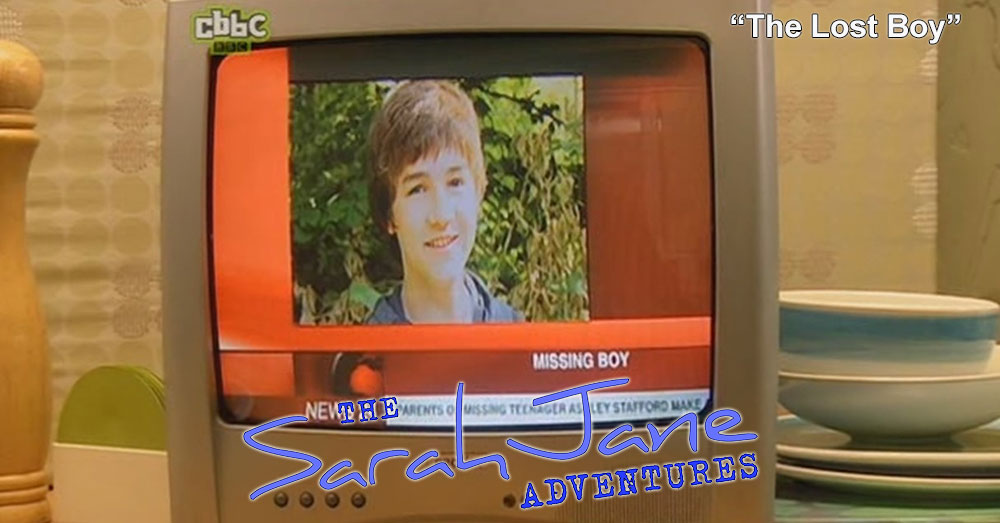 SJA 06: The Lost Boy