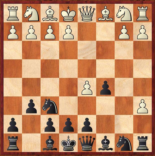 Urutan langkah ini tidak membiarkan putih memainkan jalur dengan ...