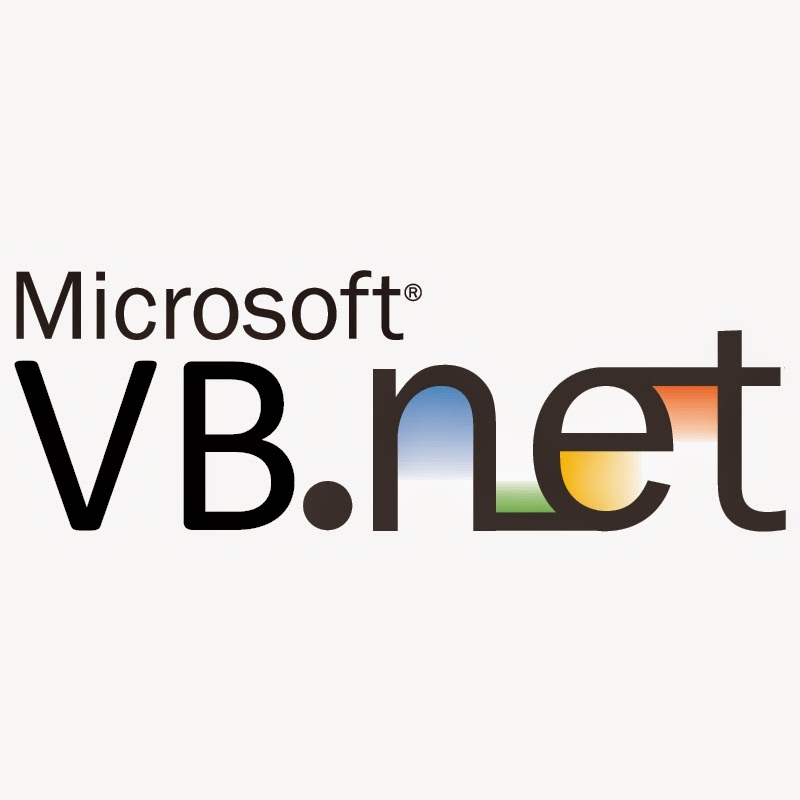 Hasil gambar untuk bahasa Visual Basic .NET