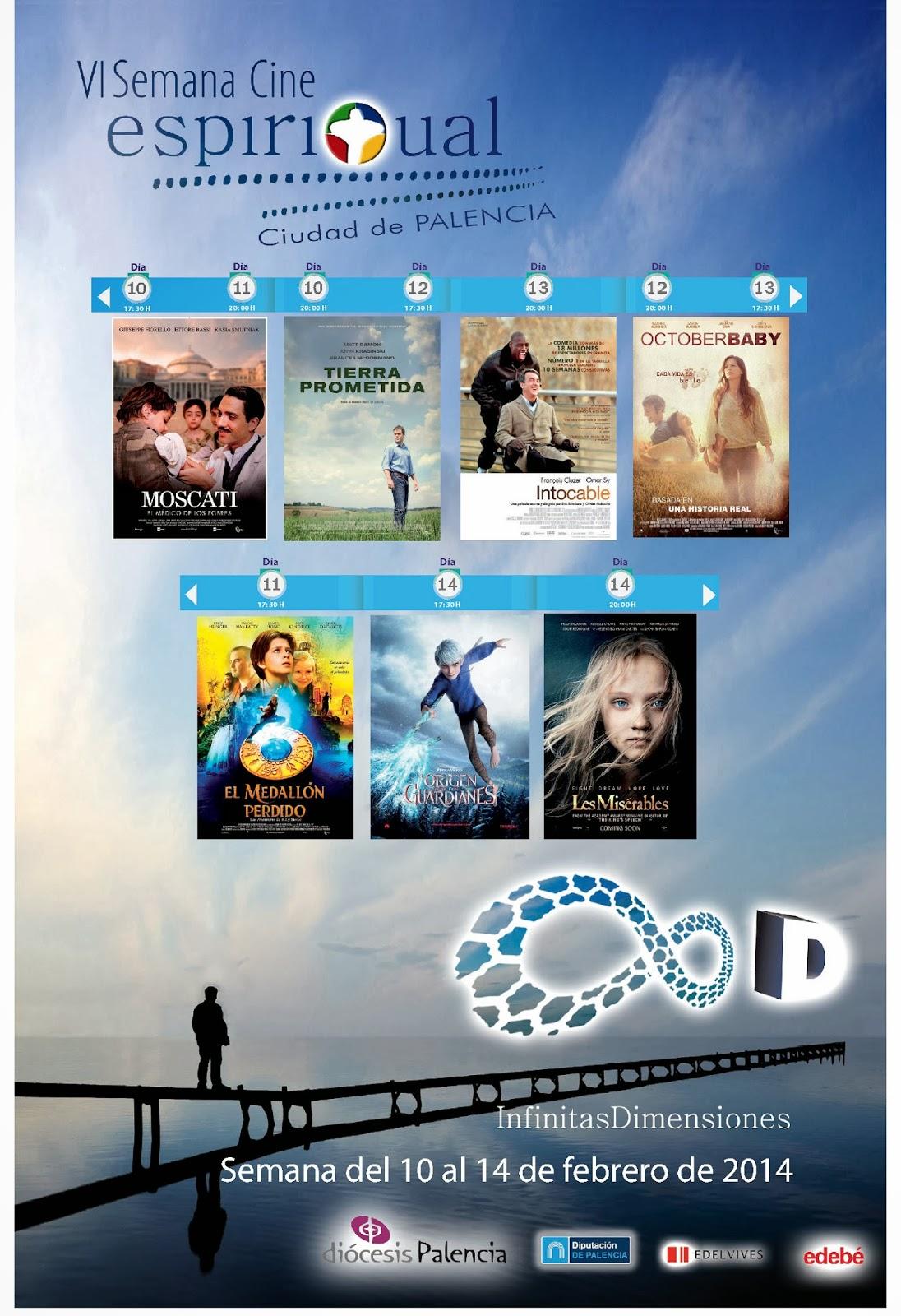 VI Semana de Cine Espiritual Ciudad de Palencia