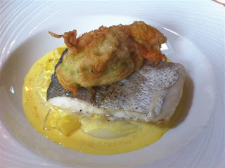 Stitch and Bear - Baked fillet of Atlantic hake at Brabazon in Tankardstown