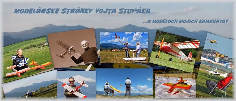 Modelárske stránky Vojta Stupáka...