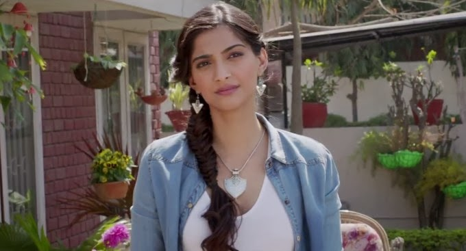 "Sonam Kapoor latest HD hot sexy nude cleavage Pics From Film ""Bewakoofiyaan"""
