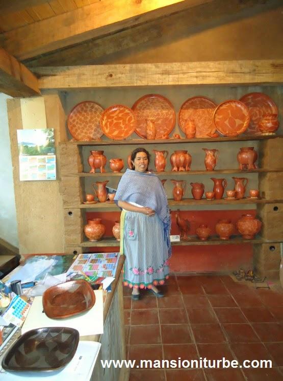 Talleres Artesanales en Santa Fe de la Laguna para conocedores del Arte Popular Mexicano