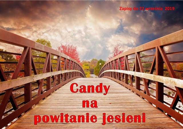 Candy na powitanie jesieni