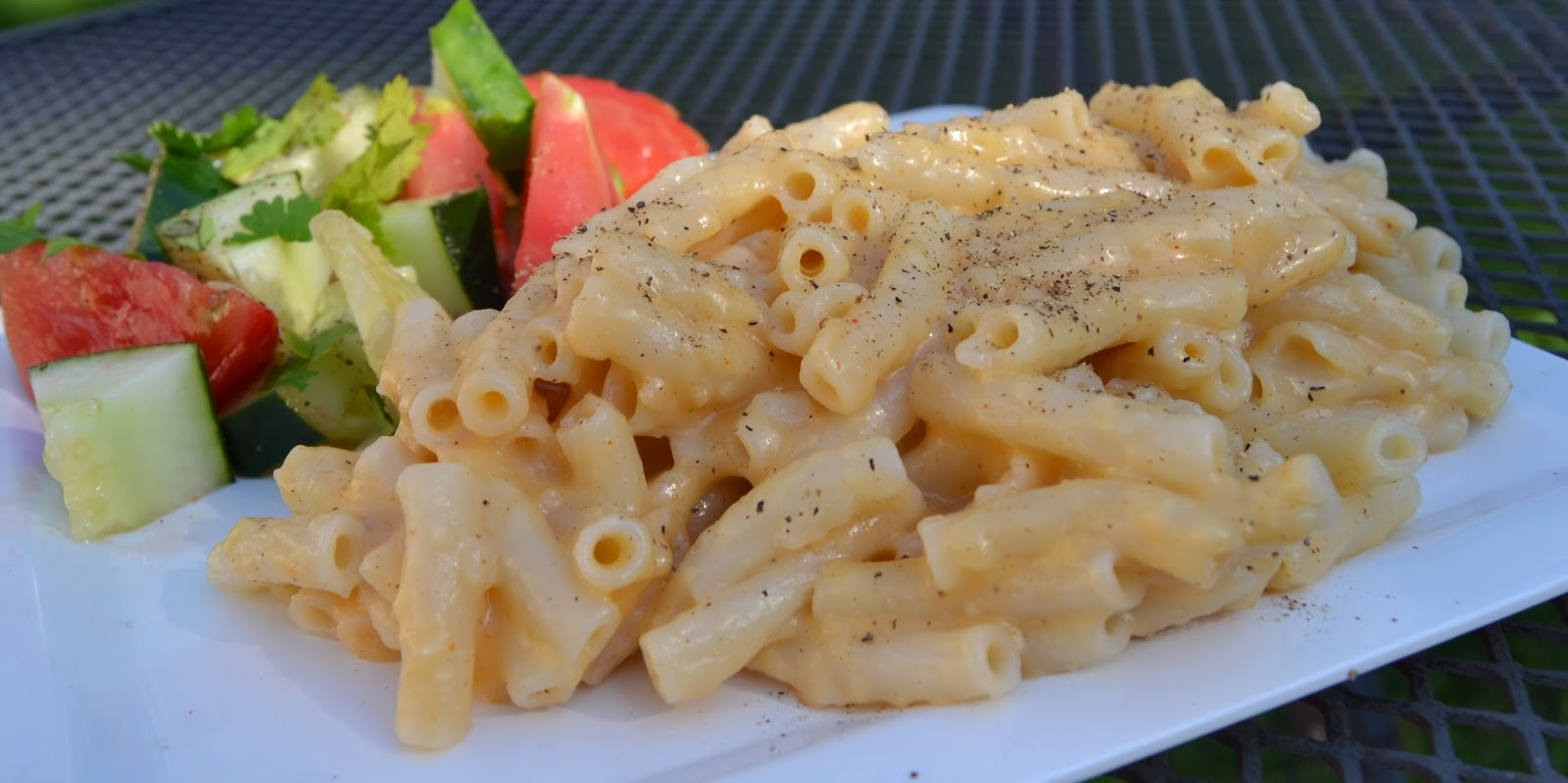 Healthy Kefir Mac and Cheese